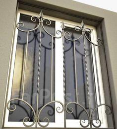 Window Grill Design Modern, Grill Door Design, Fence Design, Steel Gate Design, Iron Gate Design, Iron Window Grill, 3d Wall Painting, Iron Garden Gates, Iron Front Door