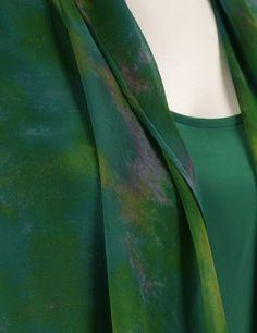Plus Size Mother of Bride Drape Jacket Handpainted Silk Emerald  SHOP NOW: Unique jackets for women Sizes 14 - 36, mother of the bride, special occasion, artwear, elegant and unique women's clothing,xoPeg #PeggyLutzPlus #PlusSize #style #plussizestyle #plussizeclothing #plussizefashion #womenstyle #womanstyle #womanfashion #springwedding #springstyle #plusstyle #springfashion #formal  #couture #divastyle #pluswedding #plusbridal #motherofbride