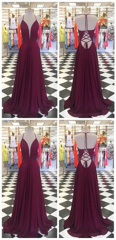 prom dresses,long prom dress,prom dress,burgundy prom dress,prom 2017