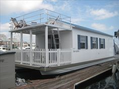 Houseboat vacation!  Actually, I could live like this!!