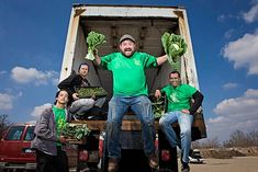 Connecting local farmers with people who want to buy the vegetables and animals they raise is what a food hub does. Jeremy Andrews is one of those creating such connections in the Battle Creek area. Zinta Aistars has the story.