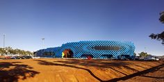 Wanangkura Stadium by ARM Architecture / Public Architecture Award / Photography by Peter Bennetts