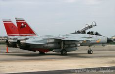 Rocketumblr — F-14D Military Jets, Military Life, Military Aircraft, Aircraft Parts, Fighter Aircraft, Air Fighter, Fighter Jets, Tomcat F14, Offroad