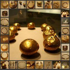 National Museum of Ireland   National Museum of Ireland: Ór - Ireland's Gold collage #1