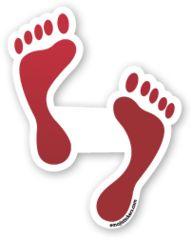 Footprints | Emoji Stickers