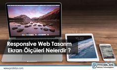 Responsive Web Tasarım Ekran Ölçüleri
