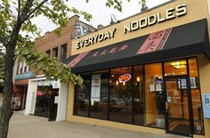 Everyday Noodles in Squirrel Hill belies the name, especially with its dumplings | TribLIVE
