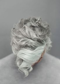 Ally Capellino Lookbook by Agnes Lloyd-Platt | Trendland #grays #cold #palette