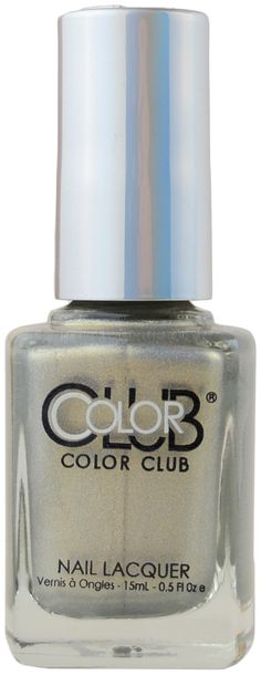Fingers Crossed by Color Club Spa Branding, Polish Names, Color Club, Crossed Fingers, Nails Magazine, Manicure, Perfume Bottles, Nail Polish