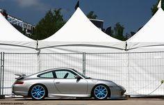 #Porsche 996 GT3