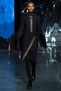#Kenzo #FW2014_15 #trends #furry #Catwalk #PFW #Paris