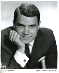 "Richard Caruthers ""Rich"" Little (born November 26, 1938) is a Canadian-American impressionist and voice actor, nicknamed ""The Man of a Thousand Voices,"" by voice actor Mel Blanc."
