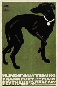 Ludwig Hohlwein - 1912  @louisamqn   via @caroSCR