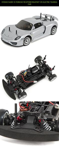 Kyosho Fazer VE Porsche 918 Spyder ReadySet 1/10 Electric Touring Car #kyosho #gadgets #camera #products #fpv #racing #parts #drone #918 #kit #shopping #plans #technology #tech