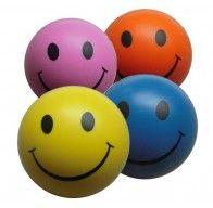 Mixed Colour Stress Balls