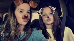 Annie and Hayley Leblanc ❤