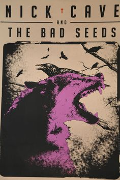 Nick Cave & The Bad Seeds.