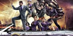 Saints Row 4: National Treasure Edition coming early next month - Load The Game