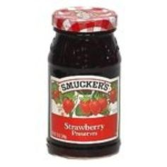 I'm learning all about Smuckers Strawberry Preserve at @Influenster!