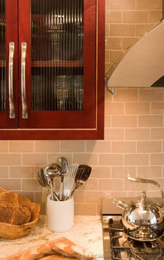 Kitchen Ideas Cherry Colored Cabinets kitchen ideas with cherry wood |  of kitchens - traditional