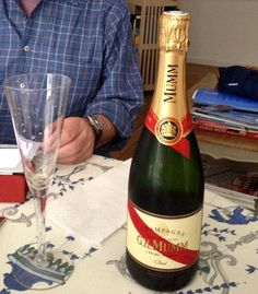 French Women Don't Get Fat Champagne