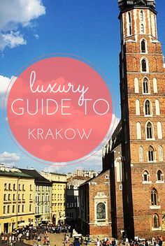 Krakow is the most famous city in Poland, so there are many amazing places to see there. Not to mention 5 star hotels and luxury restaurants with delicious European food.  Tourist from all over to world visit Krakow to see beautiful Rynek (Old Town) and go for one-day trip to neighbouring Wieliczka, famous salt-mine.