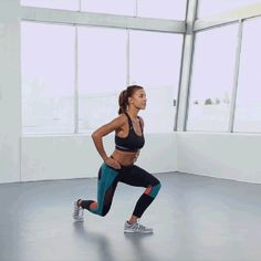 6 Weeks to Summer Challenge - Legs Workout - Curtsy It Up | Self.com