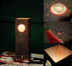 Cyclope lamp by herywalery.deviantart.com