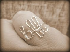 BFF ring.Thoughtful  inexpensive gift idea for your bestie!