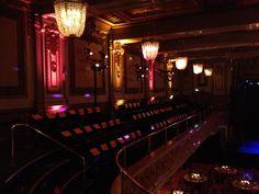 Regency Ballroom with Uplighting