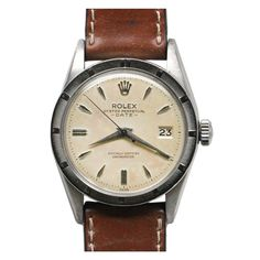 Rolex Oyster Perpetual Date. ref. 6534 circa 1954