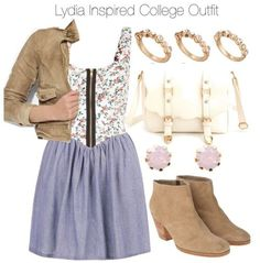 lydia martin looks | Lydia Martin Inspired Outfit | style | Pinterest