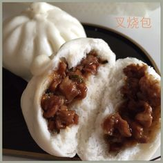My Mind Patch: Steamed Char Siew Bun 蒸叉烧包