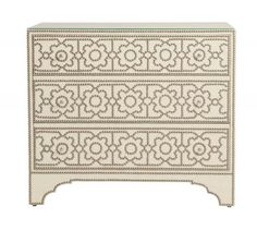 Nailhead Chest | Bernhardt