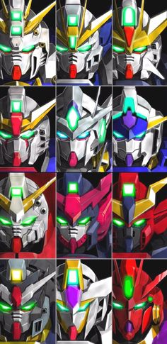 mask Gundam Wallpapers, Gundam Wing, Mecha Anime, Wallpaper, Artwork, Robot Cartoon, Anime