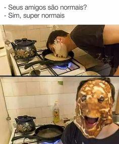 São muito normal