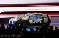 Mercedes-Benz unveils its vision of a self-driving car