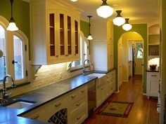 white cabinets 1930's - Google Search