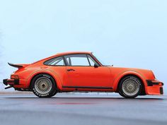 Porsche 934 RSR by Auto Clasico, via Flickr