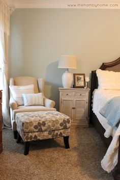 Rustic Shabby And Glam Bedroom Decor