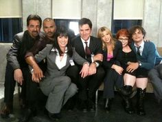 The BAU Team on Criminal Minds functions like a family.  Each of the characters t...