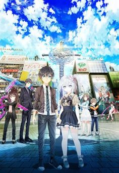 Hand Shakers Anime's New Promo Video Introduces Teams