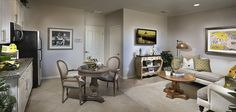 Andalusia by Lennar Homes - great room