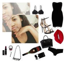 """""""DaeDae🍭"""" by rocky-baby-love ❤ liked on Polyvore featuring beauty, River Island, Giuseppe Zanotti, Givenchy, Rémy Martin, Marie Meili, D&G, Lime Crime and Casetify"""