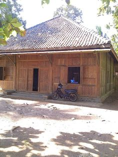 8 Best Rumah Kayu Jawa Tengah Images On Pinterest Bedrooms