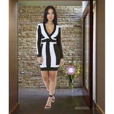 Side Line Dress