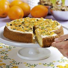 Ambrosia kaka, hoppa över pistage!