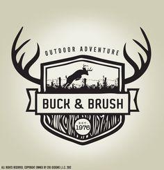 Logo concept for client (hunt club)