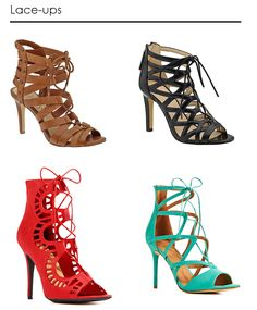 lace-up sandals for spring - www.lovelucygirl.com