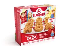 OLYMEL | Flamingo - Super Crunchy and Gluten Free Chicken Nuggets XOXO